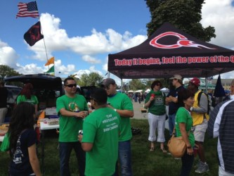 Tailgate : ND Vs Purdue – What a tailgate!